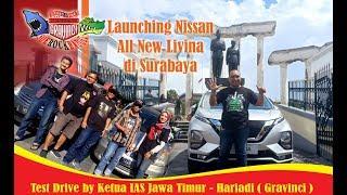 Release dan Test Drive All New Nissan Livina di Surabaya ( Test Drive By Ketua IAS Jatim )