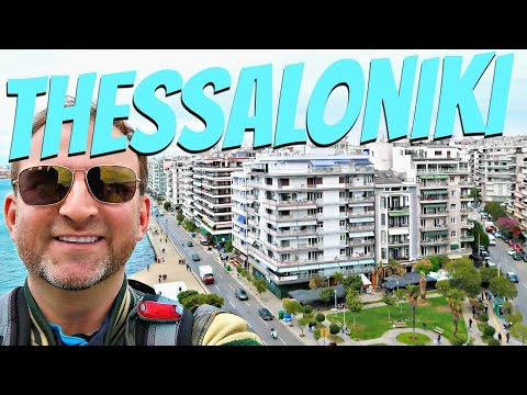 Thessaloniki Greece Travel Guide  | What To See Fast Vacatio