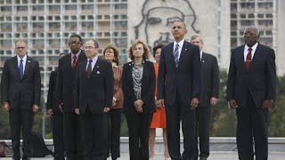 Obama Embarrasses Nation With Visit to Cuba