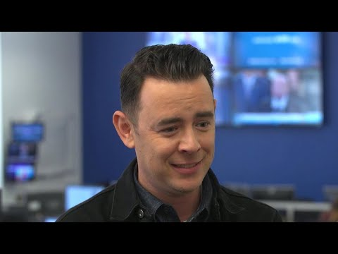 Actor Colin Hanks on