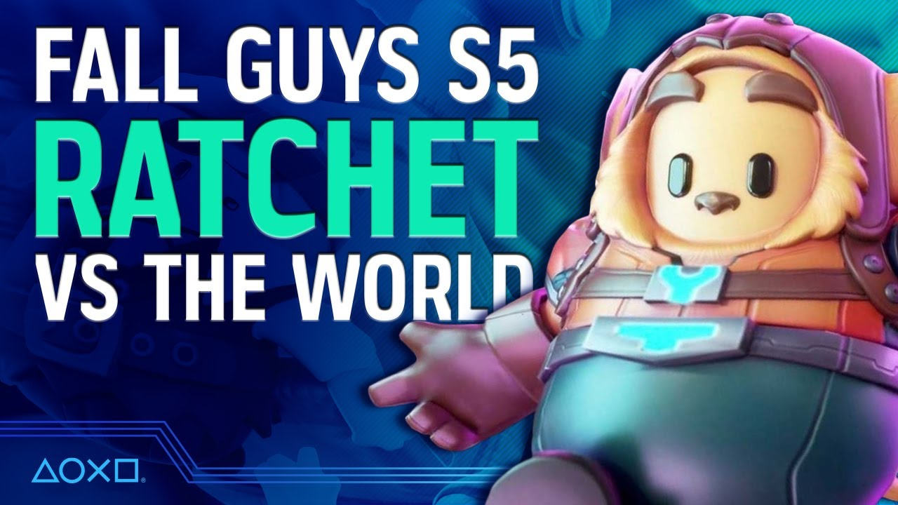 Fall Guys Season 5 - Ratchets vs The World!