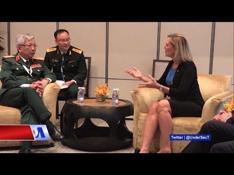 Truyền hình VOA 11/6/19: Hoa Kỳ muốn Việt Nam có thiết bị quân sự tốt nhất 'từ Mỹ'