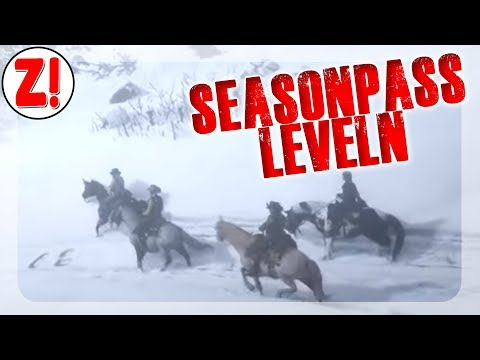 Seasonpass Leveln!   Red Dead Redemption 2
