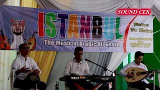 Sound cek ISTANBUL GAMBUS live video