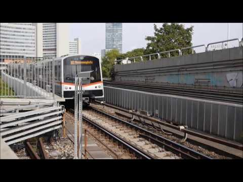 Viedeň Metro/ Wien U-Bahn/ Vienna metro
