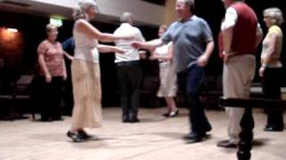 Irish Ceili dancing -High Caul Cap
