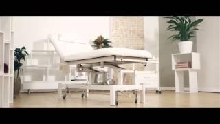 Массажный стол и кушетка SD-3684(Массажный стол SD-3684 с электромотором для регулировки высоты. Оснащен колесами для легкого перемещения...., 2014-10-31T13:27:40.000Z)