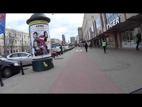 Rowerowa Warszawa: Warszawskie ścieżki rowerowe v.3 (Rowerem miejskim)