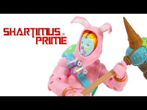 Jazwares FortNite Rabbit Raider Legendary Series 6 Inch Epic Games Video Game Action Figure Review