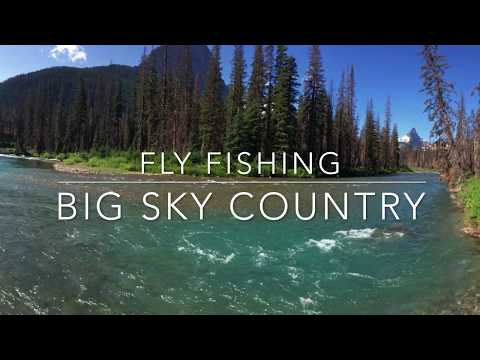Fly Fishing A BLUE RIBBON Trout Stream - Rock Creek, Missoula, MT (Pt. 3/3)