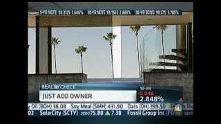 1201 Laurel Way Featured On Cnbc 'realty Check'