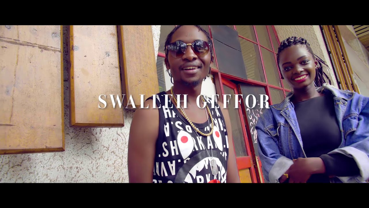 ASANTAA – SWALLEH GEFFOR  (OFFICIAL MUSIC VIDEO)