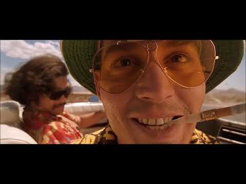 Страх и ненависть в Лас-Вегасе/ Fear and Loathing in Las Vegas, (1998) ОСТ