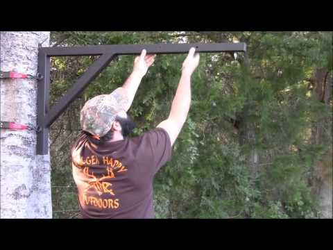 Deer Feeder Hanger Youtube