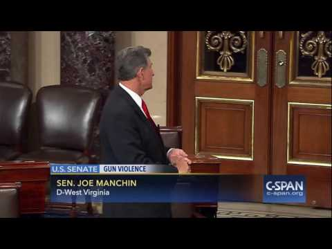 Clips from Sen. Chris Murphy (D-CT) Gun Violence Filibuster (C-SPAN)