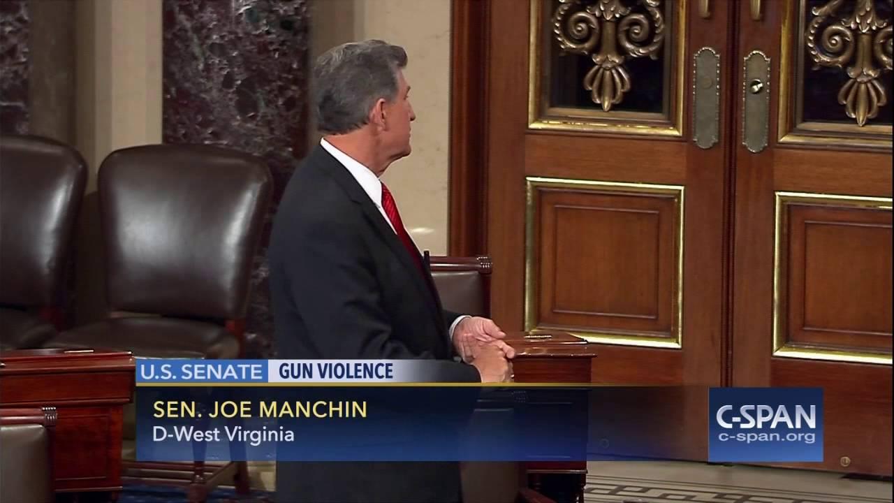 Clips from Sen  Chris Murphy (D-CT) Gun Violence Filibuster (C-SPAN)