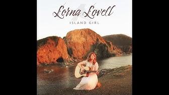 ISLAND GIRL - Lorna Lovell (Official Lyric video)