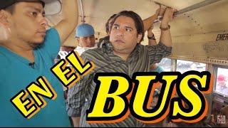 situaciones incomodas en en bus - INN