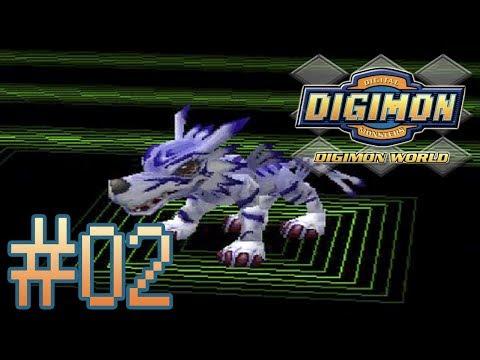 Digimon World // Cap. 02: ¡Amo a mi nuevo Garurumon!