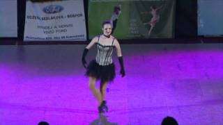 Daniela Hubená Tap dance Mčr 2011