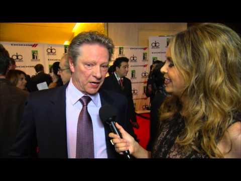 Chris Cooper Dodge Red Carpet Interview - HFA 2013
