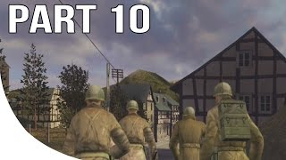 Call of Duty Finest Hour Gameplay Walkthrough Part 10 - Western Front - Road to Ramagen