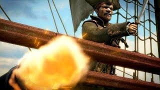 Port Royale 3: Pirates & Merchants - Official Teaser Trailer (2012) | HD
