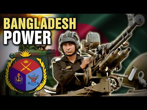How Much Power Does Bangladesh Have?