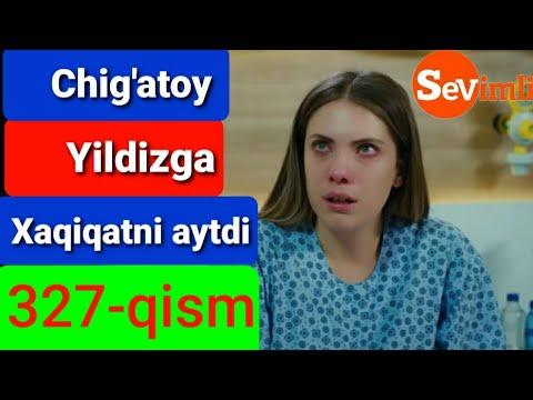 Qora Niyat 327 Qism Uzbek Tilida Turk Filim кора ният 327 кисм