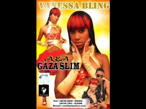 Vybz Kartel & Vanessa Bling aka Gaza Slim
