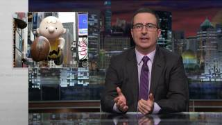 John Oliver Hilariously Mocks Rio Olympics's Opening Ceremony And Explains What Bothers Him