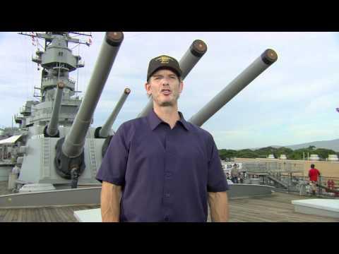 Battleship - Real Heroes W/ Peter Berg