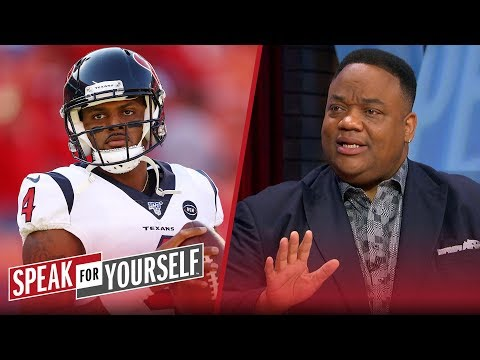 Move over Pats, Watson's Texans are the best team in the AFC — Whitlock   NFL   SPEAK FOR YOURSELF