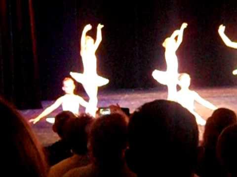 Ognisko Baletowe Szczecin - Zakończenie Roku - Walc Kwiatów