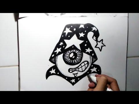 Download 101+ Gambar Grafiti Mata Terbaru Gratis
