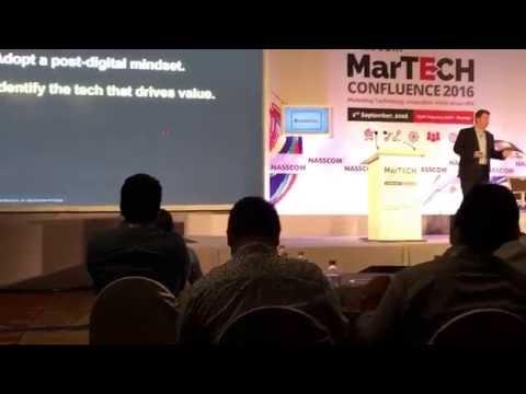 Nasscom MarTECH Confluence 2016 - Mumbai