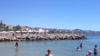 видео Лучшие пляжи для отдыха в Сан-ремо, Италия