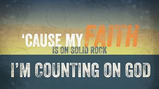 """Counting On God"" Shout Praises Kids: We Belong To Jesus (OFFICIAL LYRIC VIDEO)"