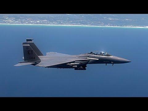 The McDonnell Douglas F 15E