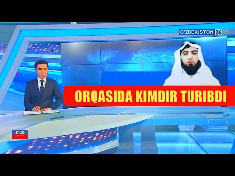 Abdulloh Zufarni Orqasida Kimdir Turibdi!| Shayx Abdulloh Zufar!
