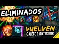 ELIMINAN LA PIEDRA DE WARDS - Cambios a OBJETOS SUPPORT | Noticias League Of Legends LoL