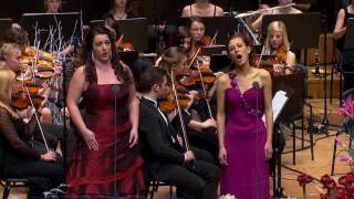 Barcarola Offenbach - Kristina Bitenc, Monika Bohinec