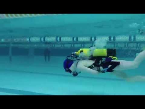 Sport Diving 30.03.2014. Estonia, Paldiski.