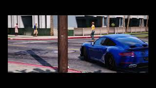 "GTA V - Porsche 911 Turbo S Mod (PC) ""Car Porn"" GTX 1060"