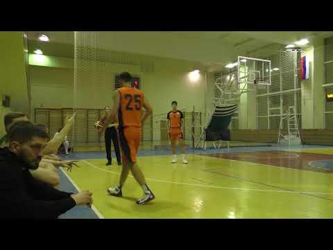РБЛ Шахтер vs ЮФУ 25 01 20