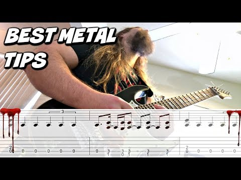 Metal Songwriting Tips