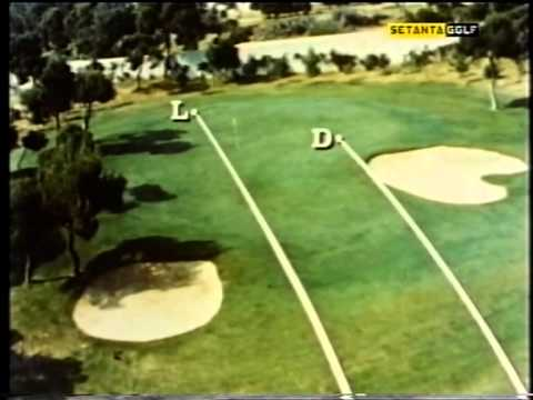 Tony Lema vs Roberto de Vicenzo - Shell's Wonderful World of Golf - Glyfada Golf Club (1966)