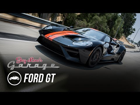 2017 Ford GT - Jay Leno's Garage