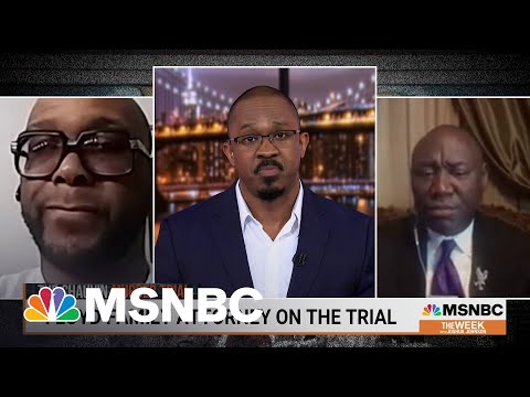 George Floyd's Brother Speaks Out On Chauvin Trial | MSNBC