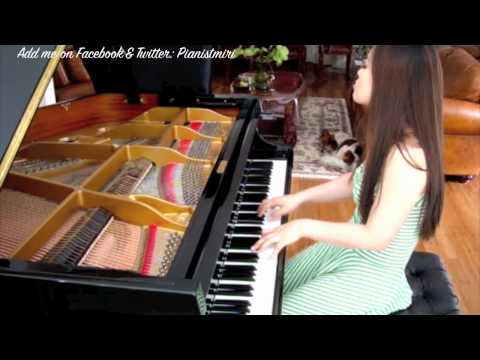 @JasonDerulo - Ridin' Solo ♡ @Pianistmiri ♧ Official Music Video Piano Cover with Lyrics